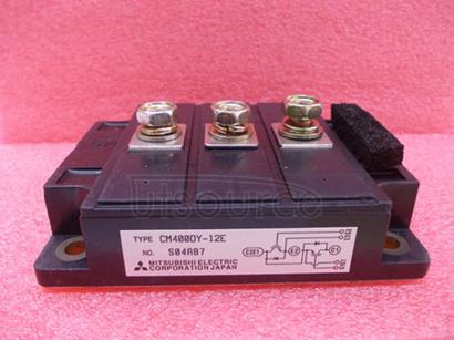 CM400DY-12E HIGH POWER SWITCHING USE INSULATED TYPE