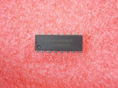 MC14560BCP NBCD Adder