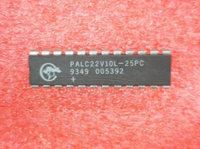 PALC22V10L-25PC UV-Erasable/OTP PLD
