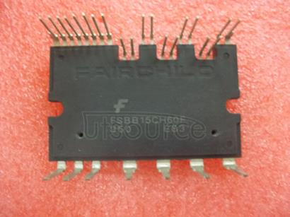 FSBB15CH60F Smart Power Module<br/> Package: SPM27-CA<br/> No of Pins: 27<br/> Container: Rail