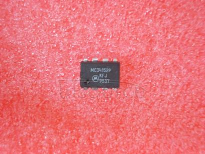 MC34152P HIGH   SPEED   DUAL   MOSFET   DRIVERS