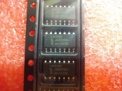 LM319D Dual voltage comparator