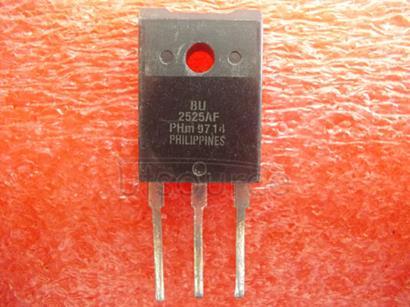 BU2525AF Silicon Diffused Power Transistor