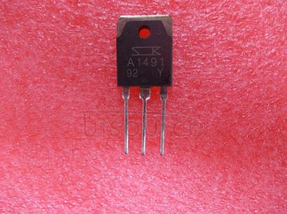 2SA1491 PNP PLANAR SILICON TRANSISTORAUDIO POWER AMPLIFIER DC TO DC CONVERTER