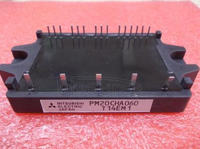 PM20CHA060 TRANSISTOR | IGBT POWER MODULE | 3-PH BRIDGE | 600V VBRCES | 20A IC