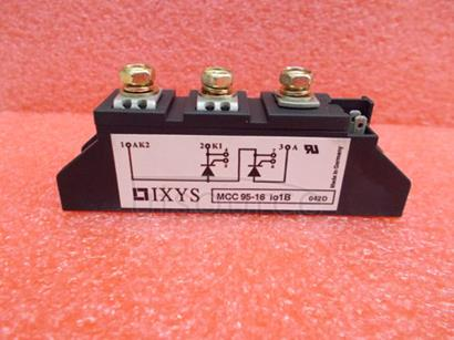 MCC95-16IO1B Thyristor Modules Thyristor/Diode Modules