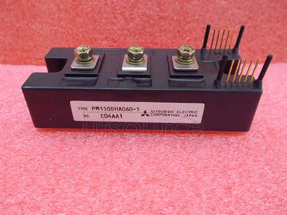 PM150DHA060-1 TRANSISTOR | IGBT POWER MODULE | HALF BRIDGE | 600V VBRCES | 150A IC