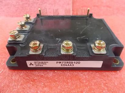 PM75RSD120 Intellimod⑩ Module Three Phase Brake IGBT Inverter Output 75 Amperes/1200 Volts