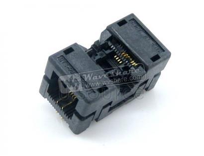 OTS-8(24)-0.65-01,  Test & Burn-in Socket