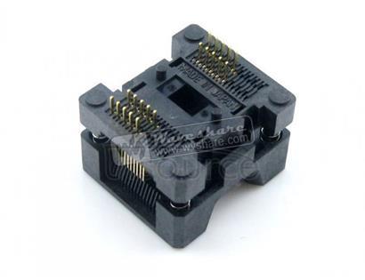 OTS-20(34)-0.65-01,  Test & Burn-in Socket