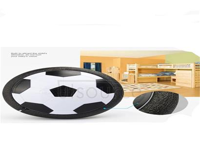 The new electric light indoor air cushion floating football football low 2017 new toys for children