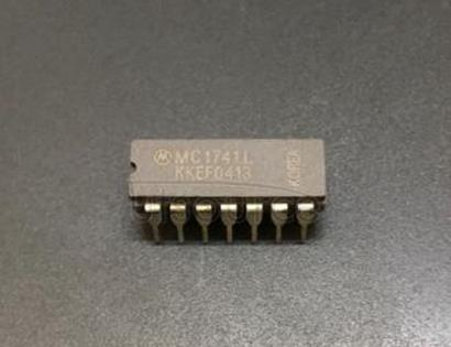 MC1741L OPERATIONAL AMPLIFIER SILICON MONOLITHIC INTEGRATED CIRCUIT