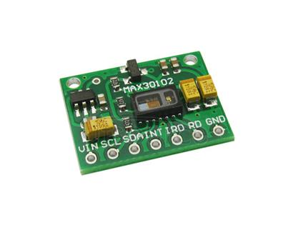 MAX30102 Chip Heart Rate Blood Oxygen Detection Sensor Module
