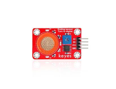 keyes MQ-3 Alcohol Sensor (with soldering pad-hole)