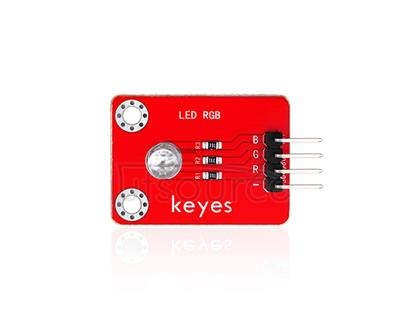 keyes 7-color LED Module (with soldering pad-hole)