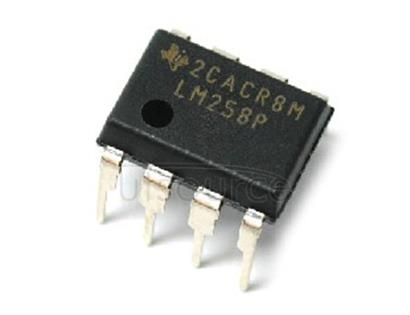 LM258 Low power dual operational amplifiers