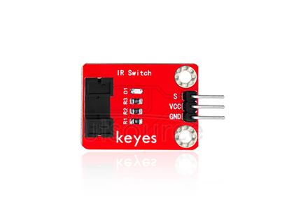keyes  Light Interruption Sensor (with soldering pad-hole)