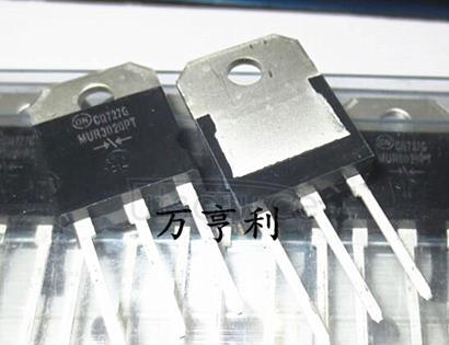MUR3020PT 15A, 200V Ultrafast Dual Diodes15A, 200V,