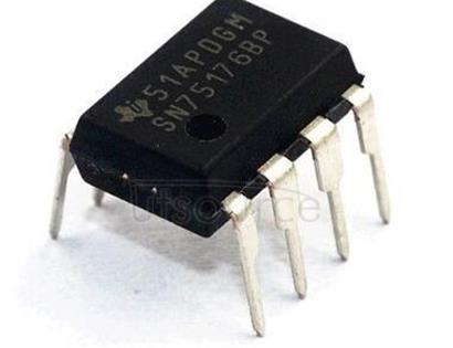 SN75176BP  Quadruple Differential Line Receiver 16-SOIC -40 to 85