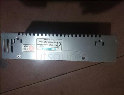 Switching power supply transformer 12 v30a monitoring dc 110 v ~ 220 v LED power supply Switching power supply transformer 12 v30a monitoring dc 110 v ~ 220 v LED power supply