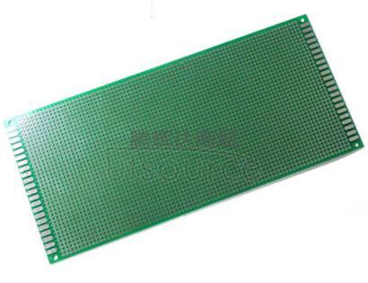 46/5000   Universal board PCB PCB PCB 10*22cm 100*220mm test board welded plate.