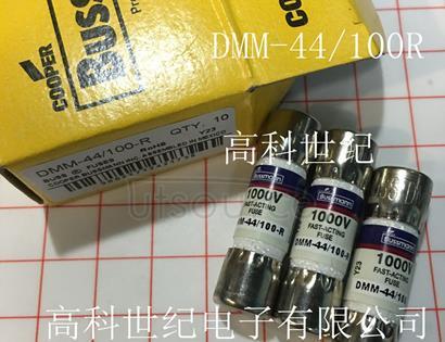Multimeter special insurance tube fuse 10 * 35 mm 1000 v440m DMM - 44/100 - r