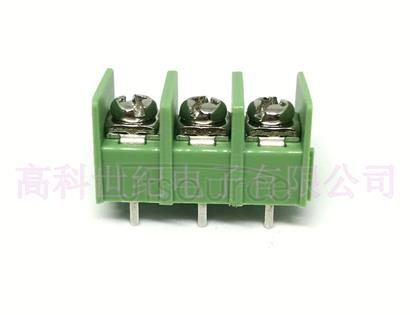 KF7.62-3P bit connection terminal PCB terminal connector spacing 7.62mm can be spliced