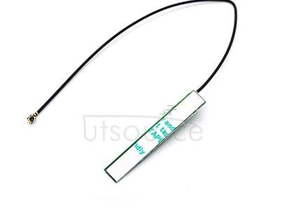 2.4G 4DB module antenna IPX IPEX WIFI module antenna omni-directional high gain built-in antenna.