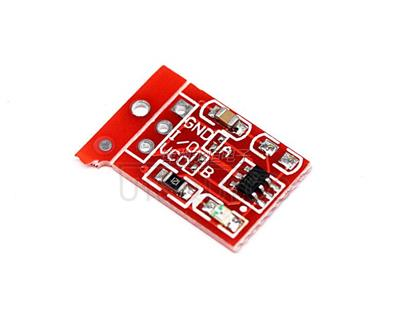 One way transformation of new TTP223 touch button module self locking dynamic capacitive switch
