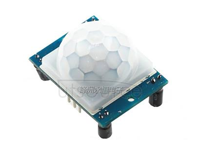 Taiwan probe HC-SR501 human body infrared induction module human induction module contains lens The perfect version of HC-SR501 is based on the automatic control module of infrared technology. It is designed with the original imported probe, high sensitivity, high reliability and ultra low voltage mode. It is widely used in all kinds of automatic induction electrical equipment, especially the automatic control products of dry battery power supply.