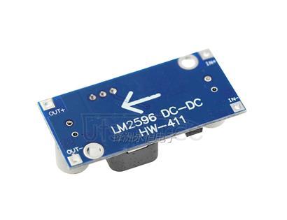 DC-DC adjustable step-down module LM2596S-ADJ IN3.2-46V OUT1.25-35V 80 LM2596S-ADJ DC-DC adjustable step-down module IN3-40V OUT1.25-35V