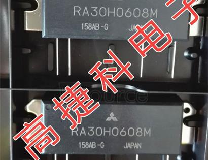 RA30H0608M 66-88MHz 30W  12.5V