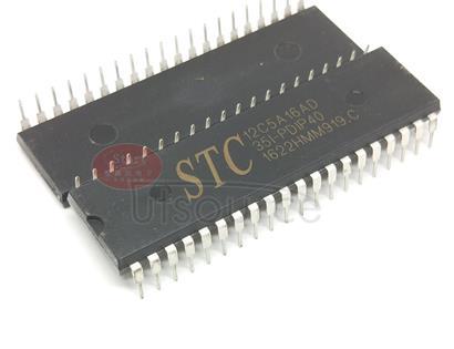 STC12C5A16AD-35I-PDIP-40 Brand new Original factory original