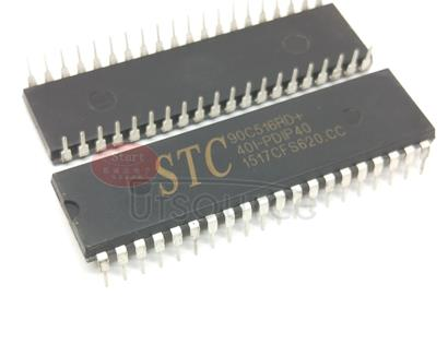 STC90C516RD+40I-PDIP40 Brand new Original factory original