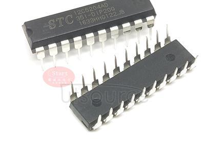 STC12C5204AD-35I-PDIP20 Brand new Original factory original