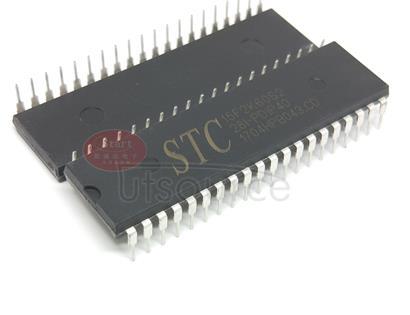 STC15F2K60S2-28I-PDIP40 Brand new Original factory original