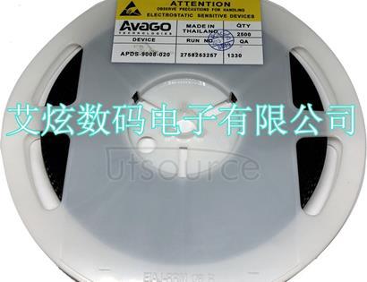 APDS-9008-020 APDS-9008 Micro surface mount environmental brightness sensor