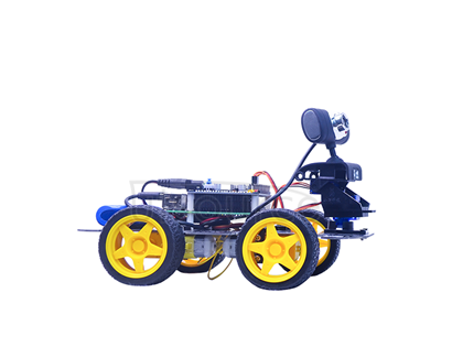 Raspberry Pi 3B Wireless Video Robot without Main Board and SD Card