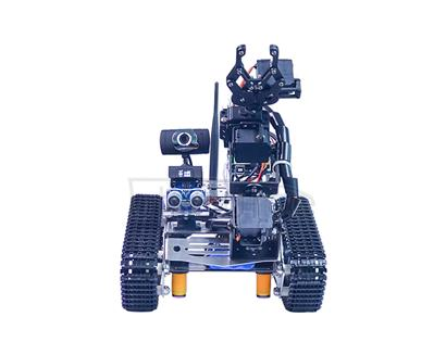 Arduino 2560 TH Wireless Robot with Manipulator and Screen