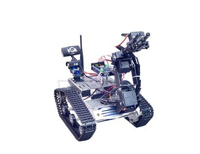 Arduino 2560 TH Wireless Robot with Manipulator