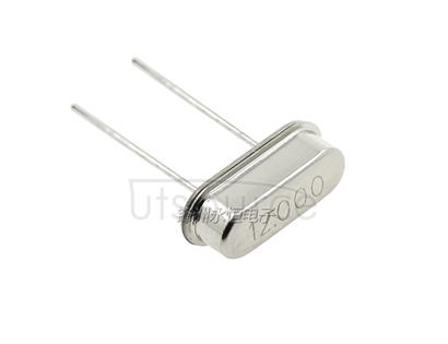 12.000 MHZ true 12M passive crystal HC-49S