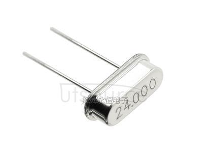 24M passive crystal oscillator 24.000 MHz HC-49S