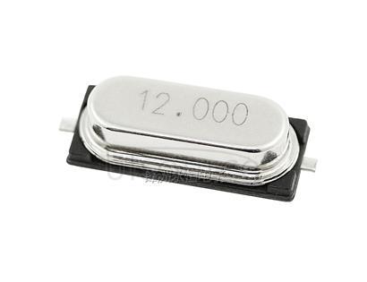 False patch | SMD 12M 49SMD patch 12.000 MHz passive crystal vibration