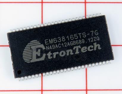 EM638165TS-7G 4Mega x 16 Synchronous DRAM SDRAM