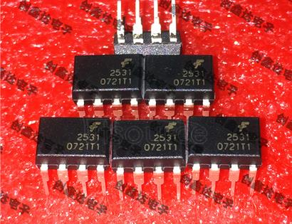 HCPL-2531 2531 High Speed Transistor Optocoupler Integrated Circuit Microcontroller Chip IC