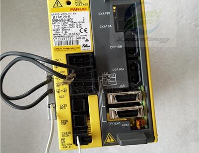 "USED Fanuc A06B-6160-H002 servo drive ""Quality is 100% guaranteed,90% new,tested ok,full work"""