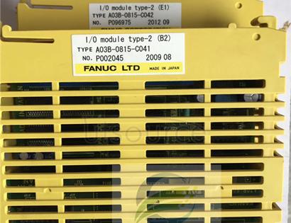 "Original A03B-0815-C042 I/O Module ""Quality is 100% guaranteed,100% new,tested ok,full work"""