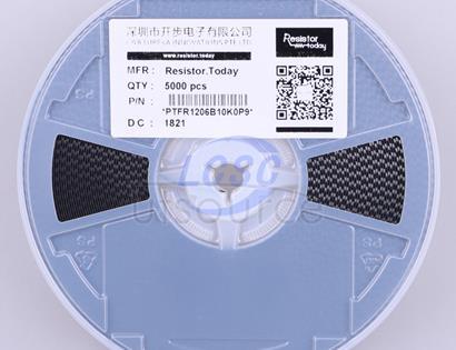 ResistorToday PTFR1206B10K0P9