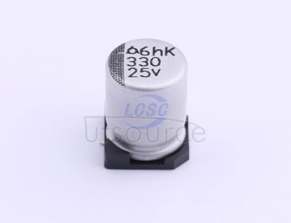 SamYoung Electronics MVK-25VC330-M-8*10