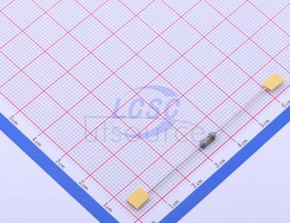 CCO(Chian Chia Elec) RI40-1/2WS-510KΩ±5% T(10pcs)